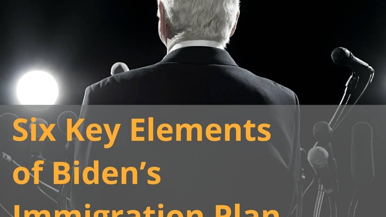 Biden's plans