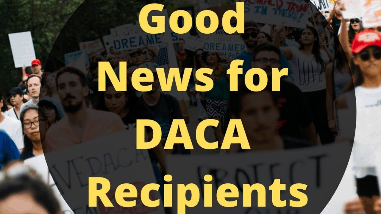 DACA limitations from DHS deemed invalid