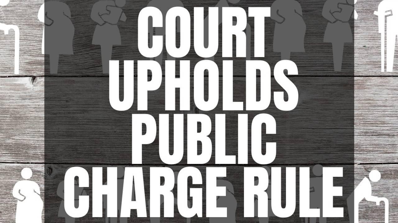 Passage Law_Public Charge_Supreme Court