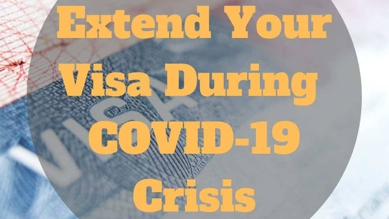 Extend-Your-Visa-Covid-19