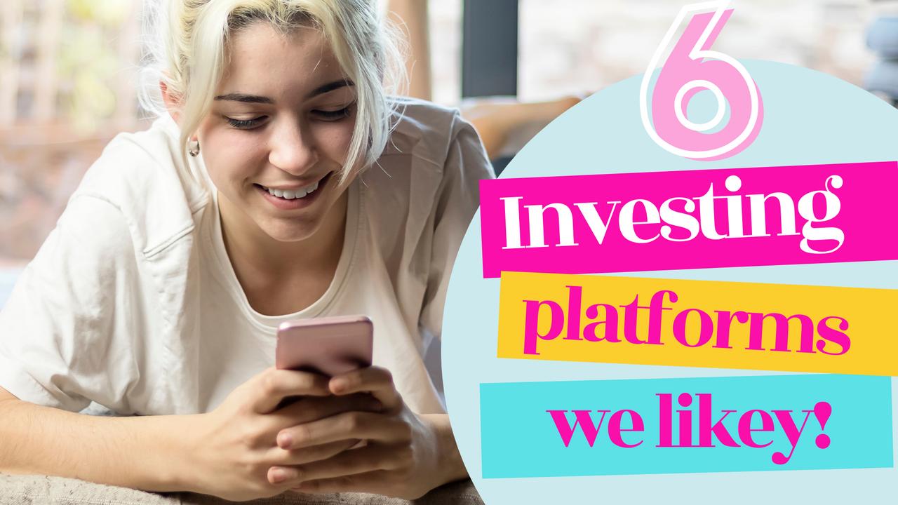 Australian investing platforms buy ETFs and Shares