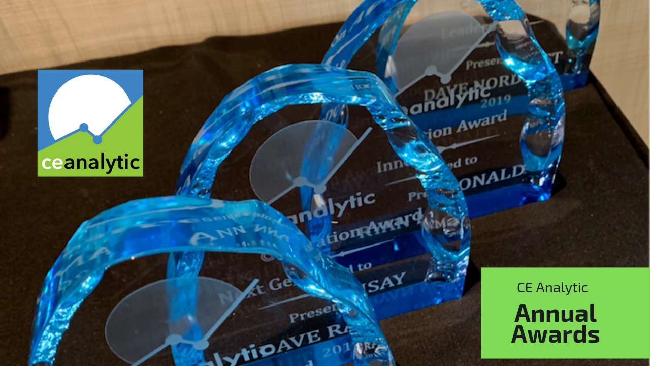CE Analytic Awards