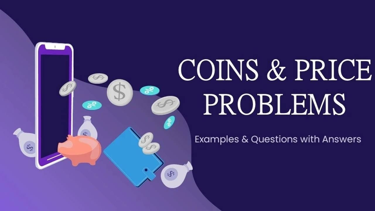 Coin and Price Problems