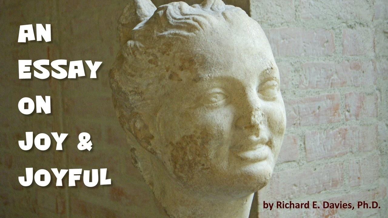 Title: Joy & Joyful