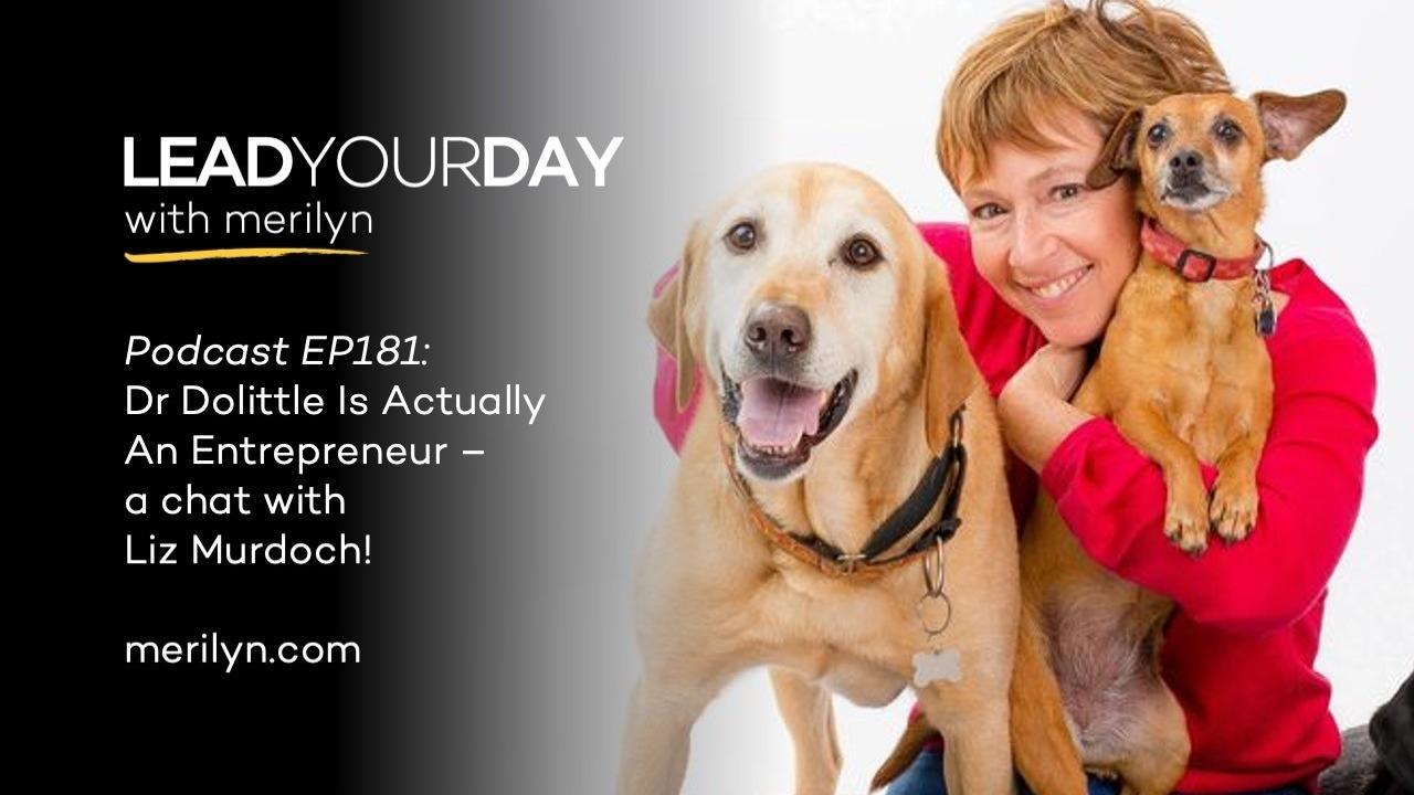 Talking With The Dogs Liz Murdoch