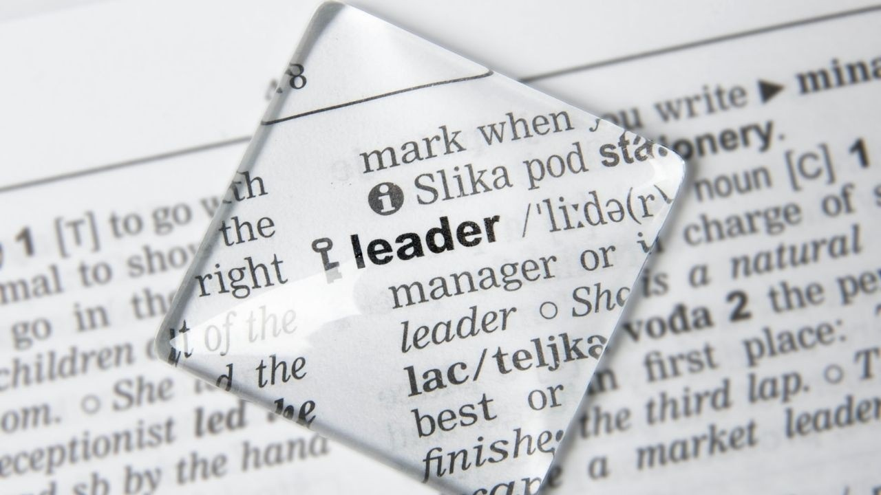 Not Everyone Is A Leader