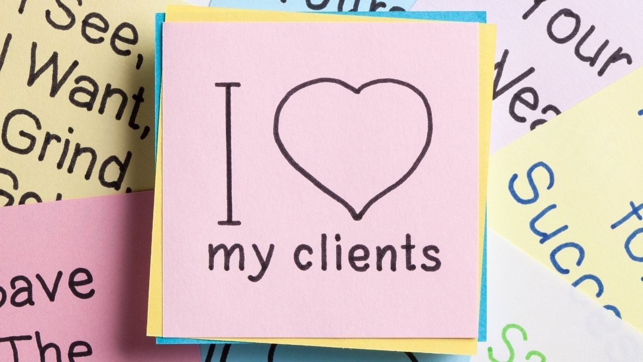 ideal consulting client
