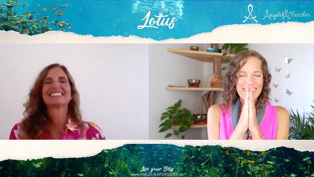 Lotus Unterwasser Film, LOTUS, Kurzfilm, Unterwasser Model, Filmemacherin, Angelika Fürstler, Mexico, Cenotes, Bewusstsein, Samen der Seele, Dr. Silke Schmetzer