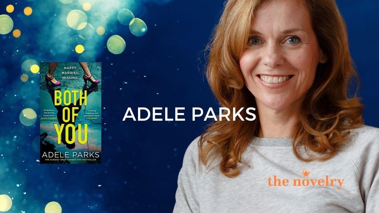 adele parks on writing