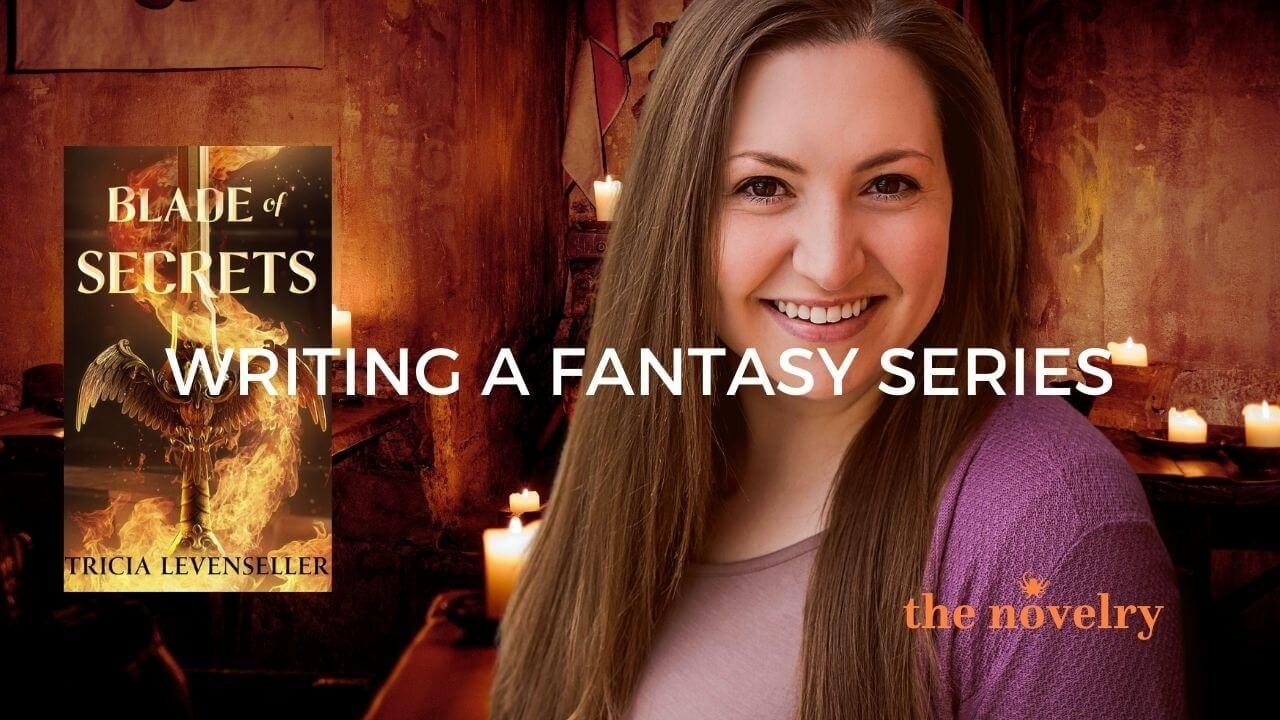 writing fantasy series