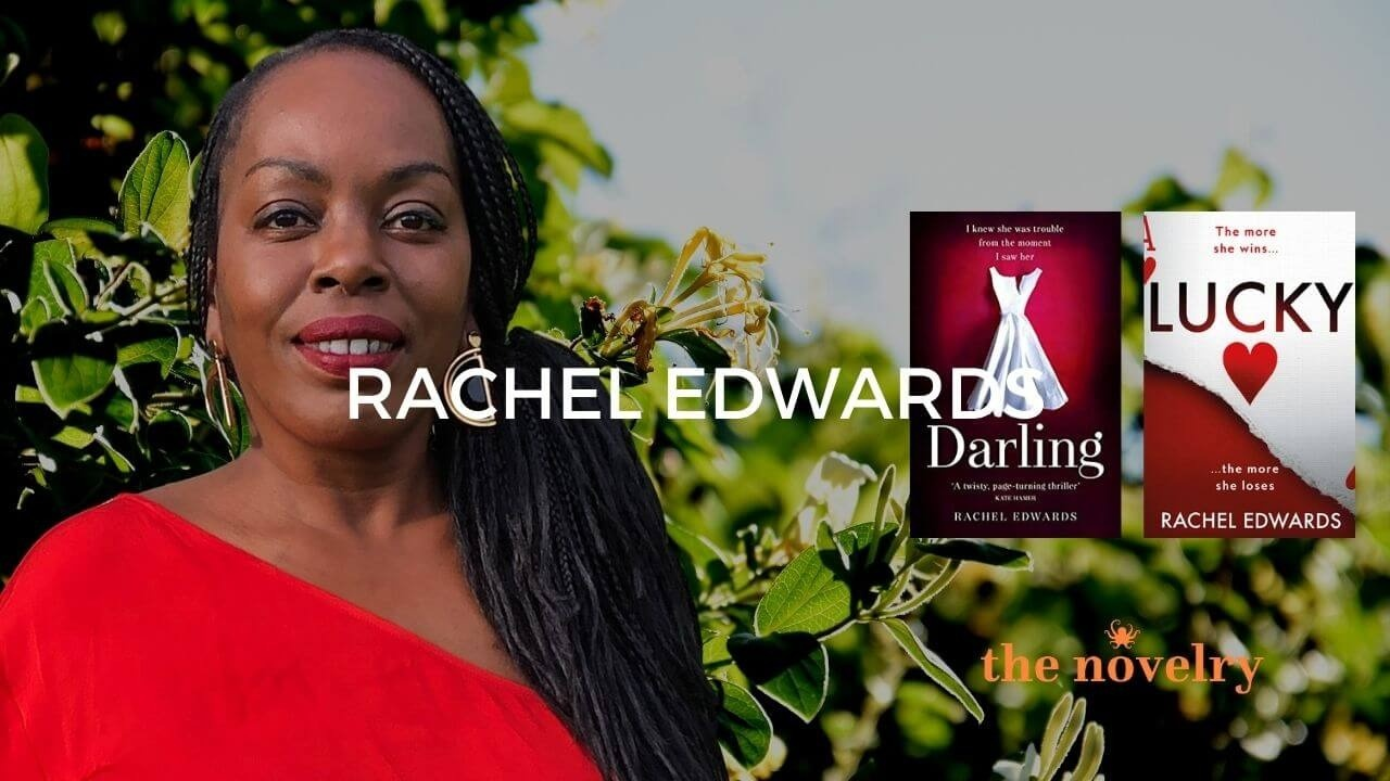 rachel edwards author advice