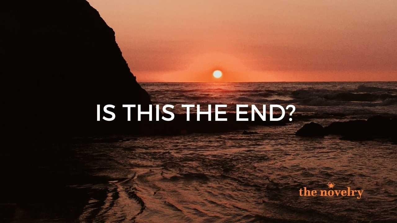 writing the end of a novel