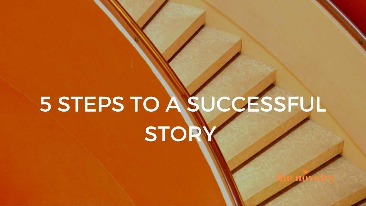 5 steps to a story