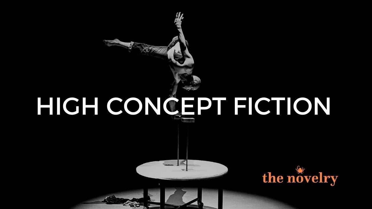 high concept fiction