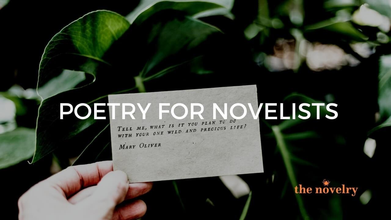 Poetry for Novelists
