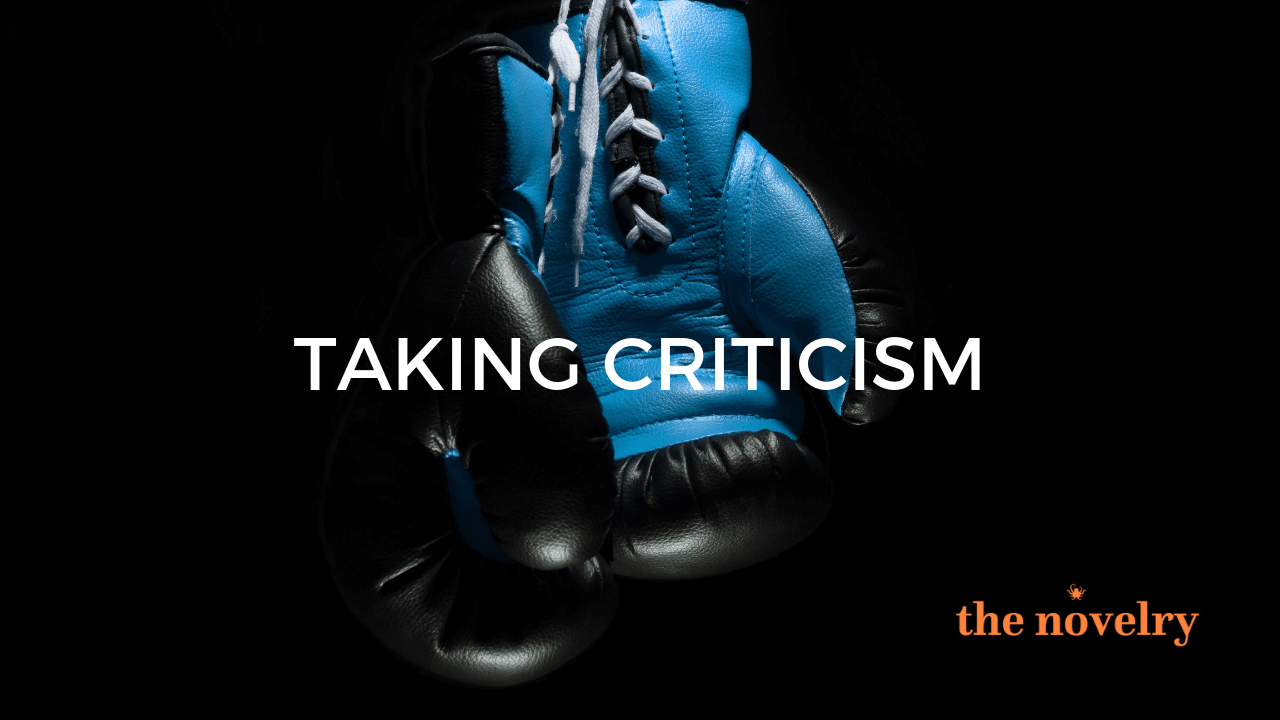 taking criticism writers
