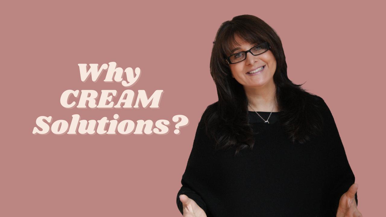 CREAM Solutions