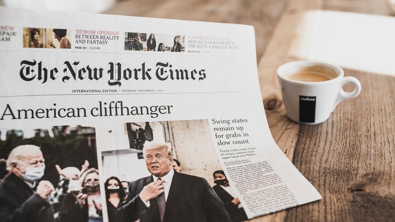American Cliffhanger