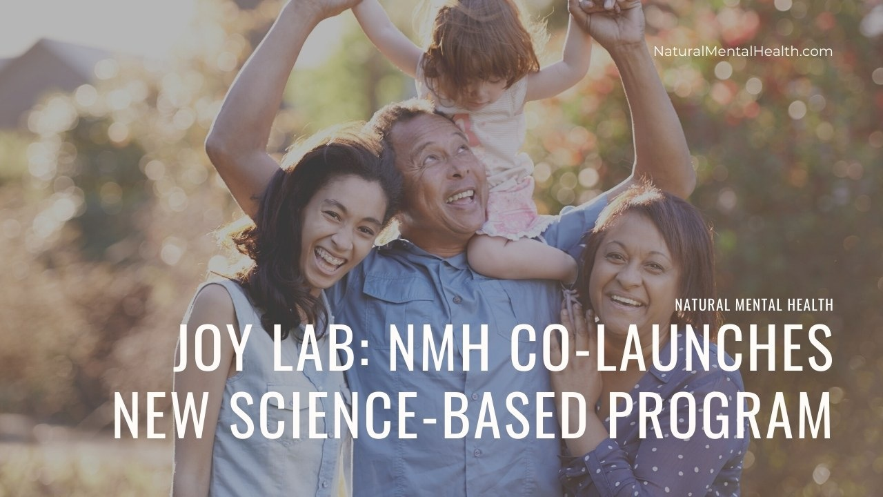 Joy Lab: NMH Co-Launches New Science-Based Program