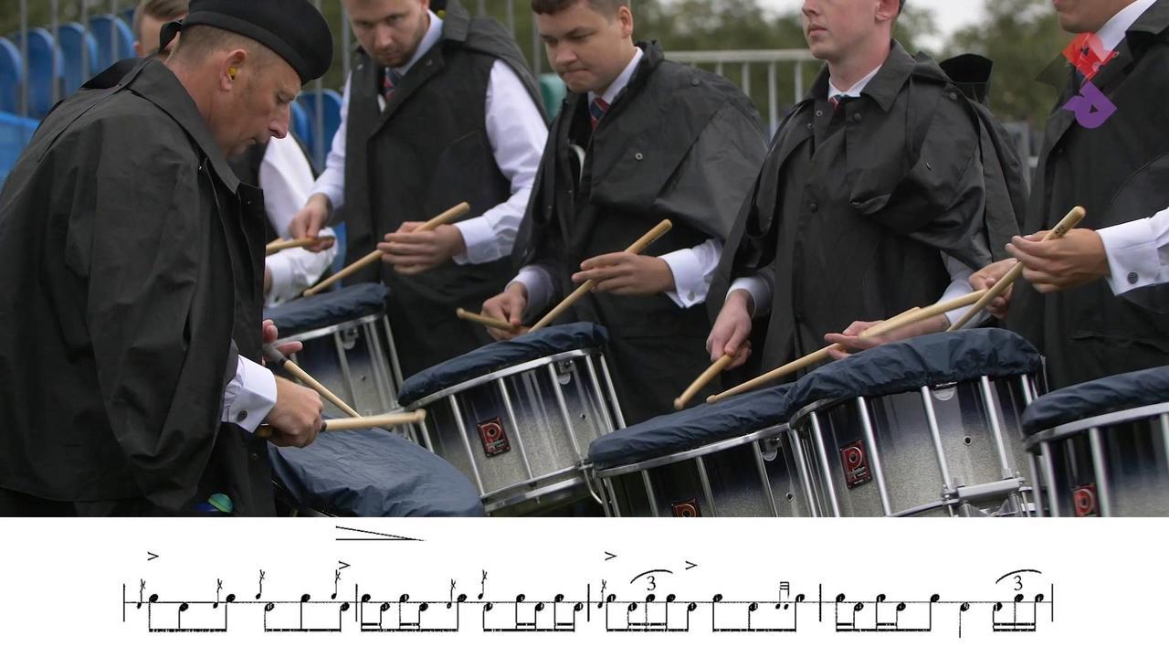 Fife Police - Snares - Friday - Medley - Full