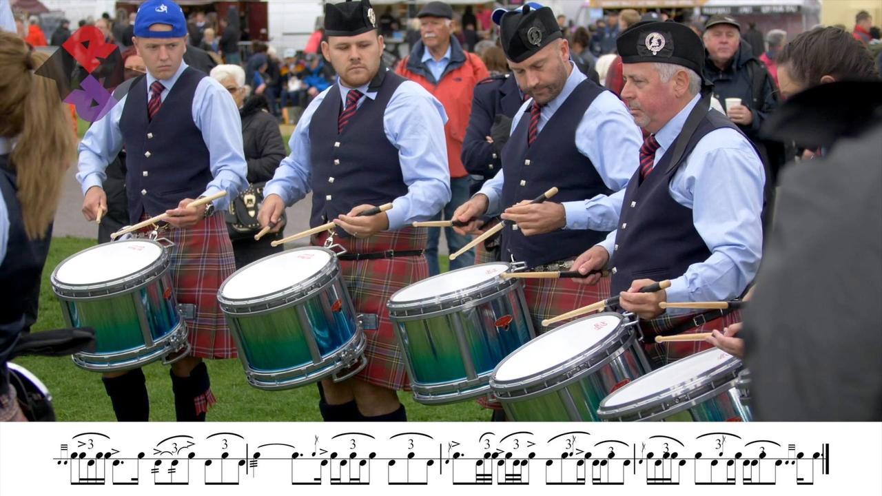 Dowco Drum Corp 2018 Worlds Finals MSR