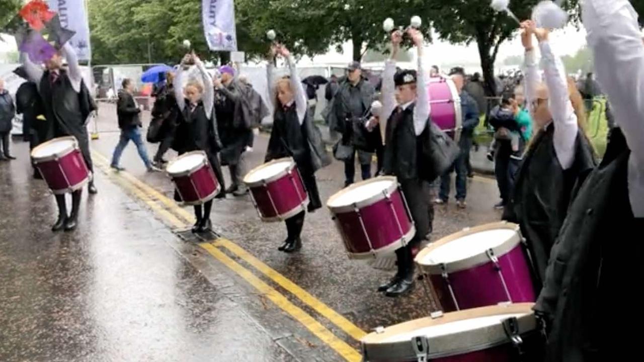 SLOT Drum Corps Friday MSR Worlds 2019