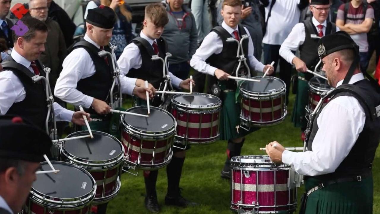 SLOT Pipe Band Medley 2019 World Pipe Band Championships