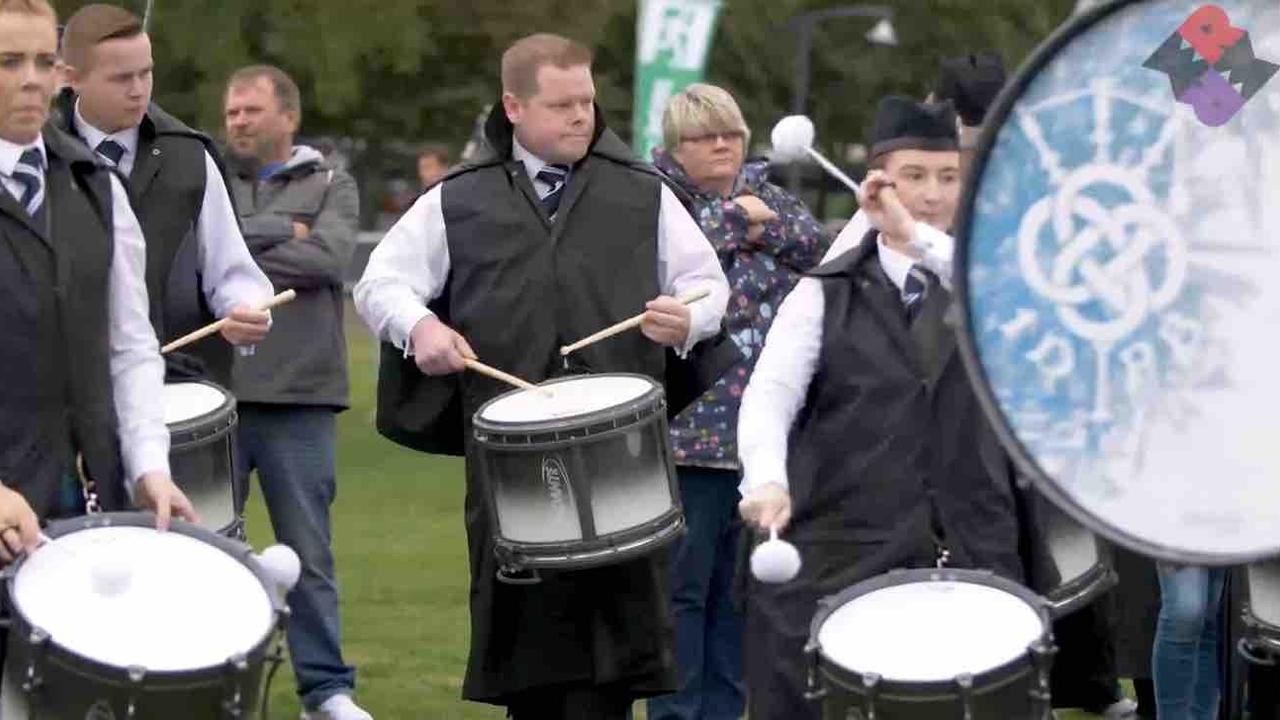 Inveraray & District Pipe Band Full Medley WPBC 2018