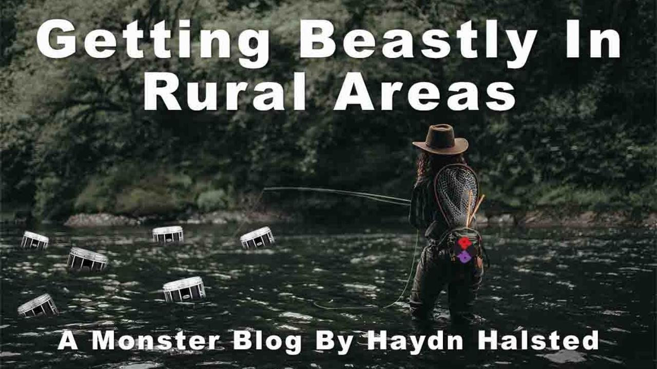Getting Beastly In Rural Areas | Haydn Halsted
