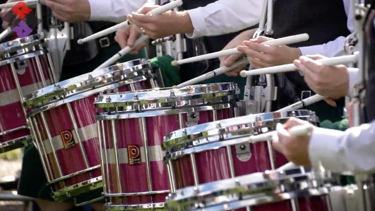 SLOT Drum Corps Friday Medley Worlds 2019