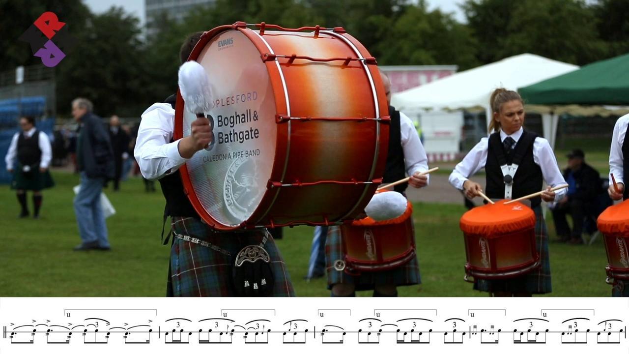 Boghall MSR World Pipe Band Championships 2018
