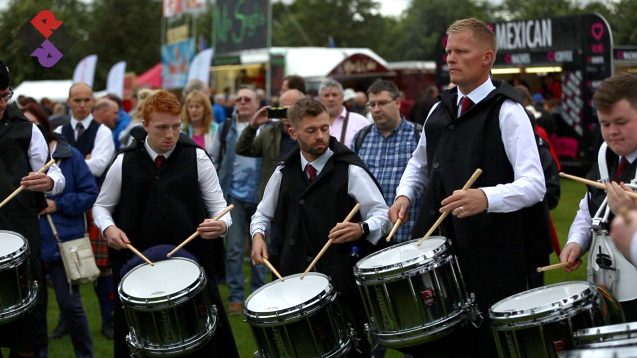 ScottishPower Drum Corps World Pipe Band Championships 2017