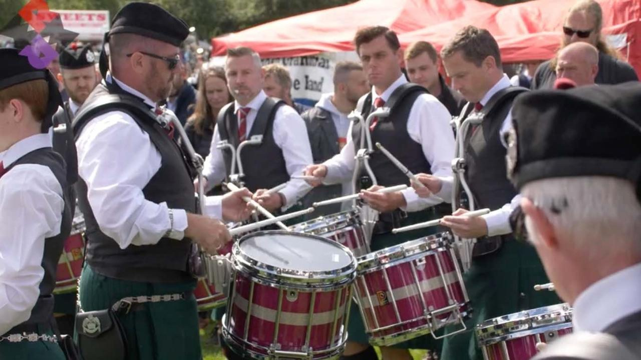 St. Laurence O'Toole Pipe Band 2019 WPBC MSR