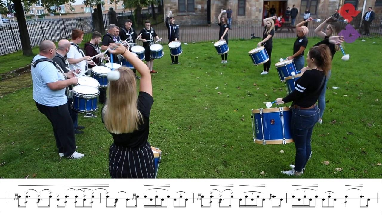 Lomond & Clyde Medley World Pipe Band Championships 2018