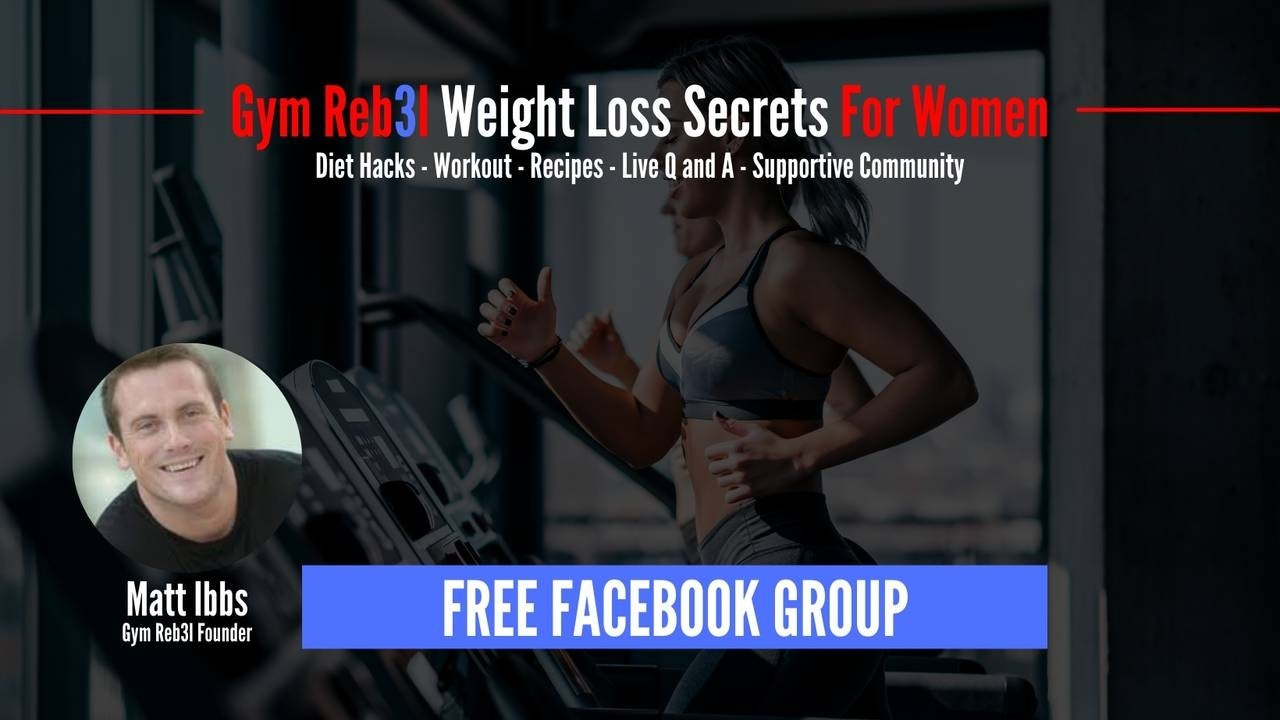 Free Weight Loss Help For Women Facebook Group
