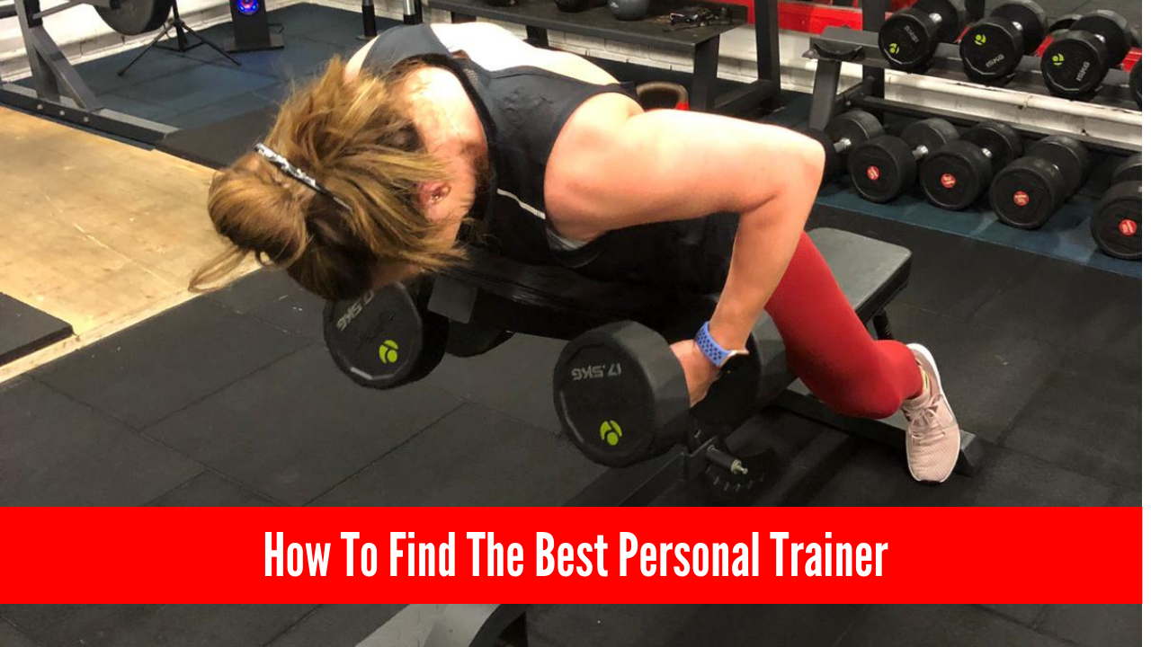 Find The Best Personal Trainer