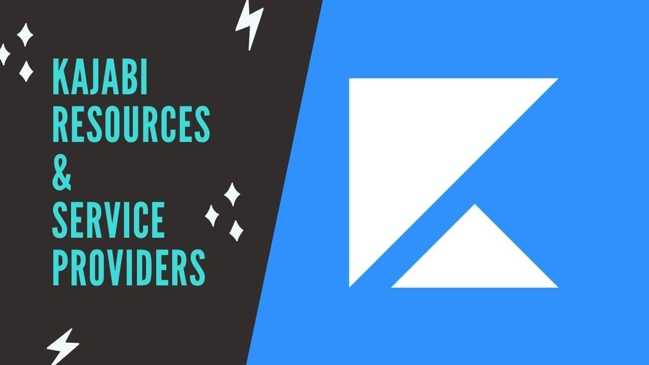 Kajabi Service Providers and Resources
