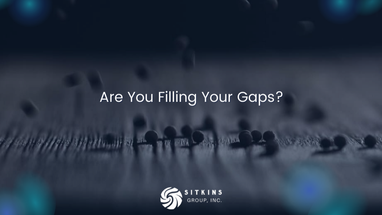 Are You filling your agency's gaps blog image