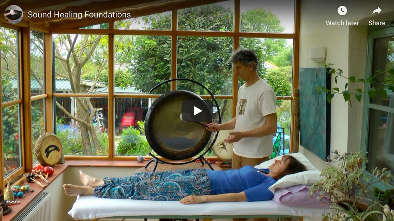 Integral Sound Healing Foundational Playing Techniques