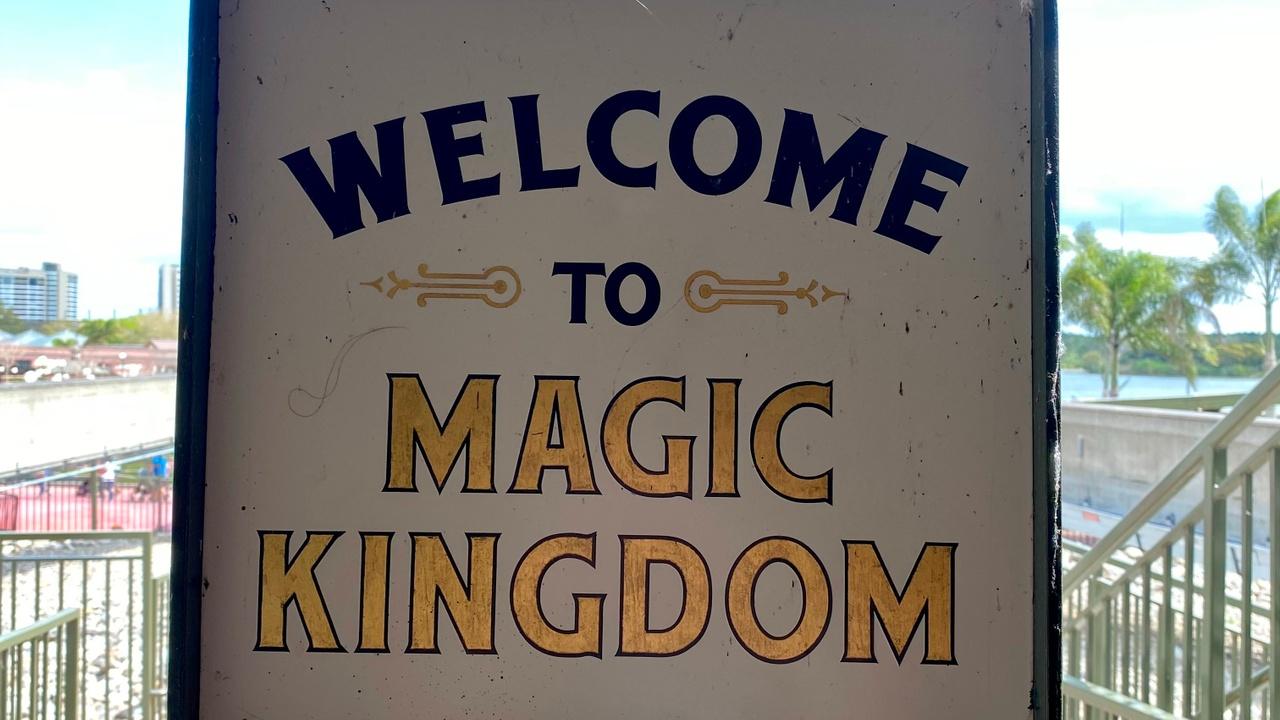 Mike & Mikey Magic Kingdom