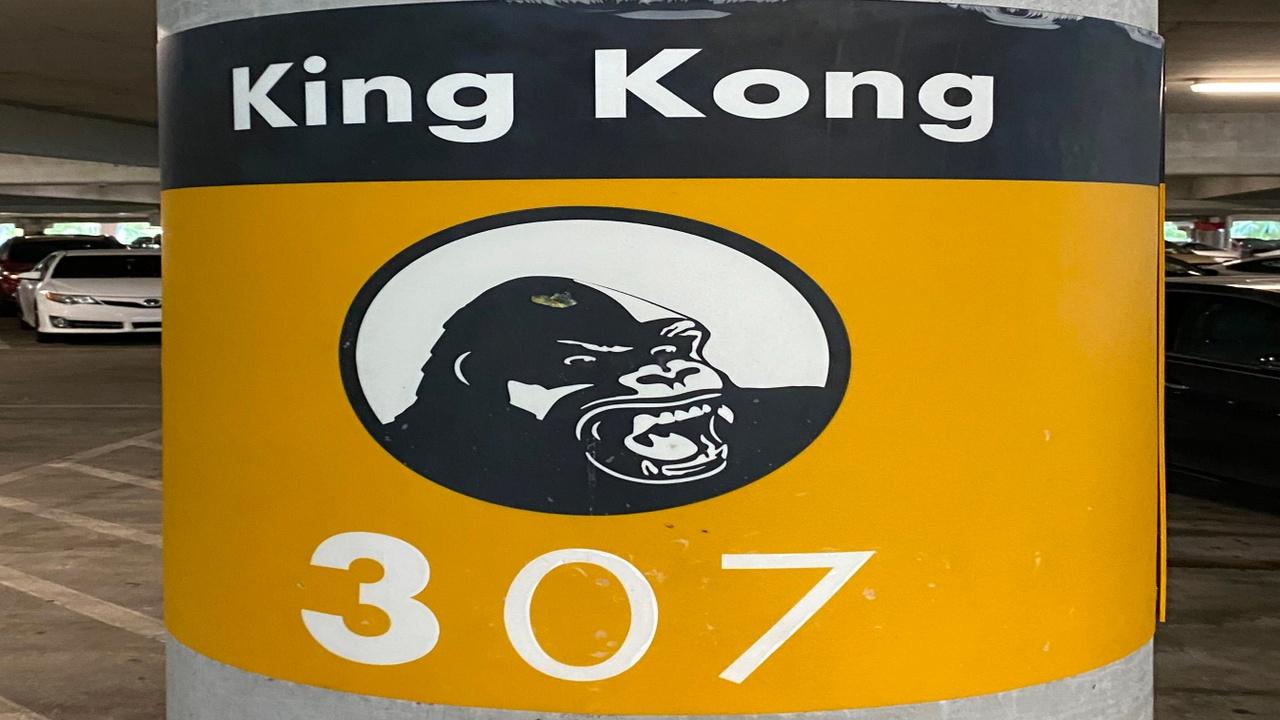 king kong parking lot