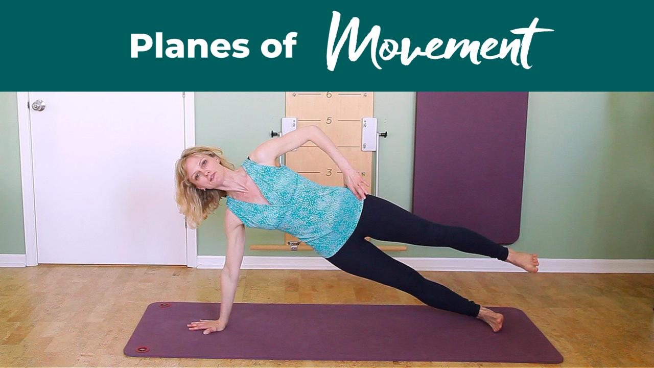 Understanding Planes of Movement in Pilates