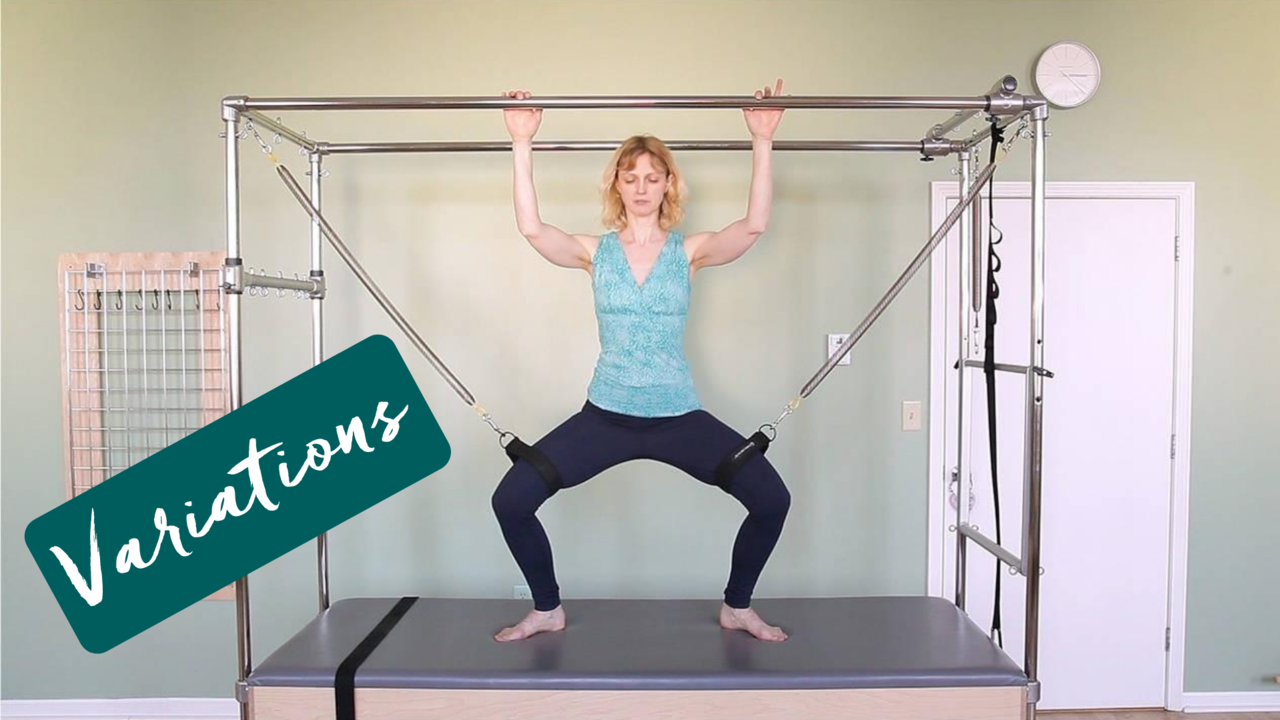 Variations are Overrated in Pilates