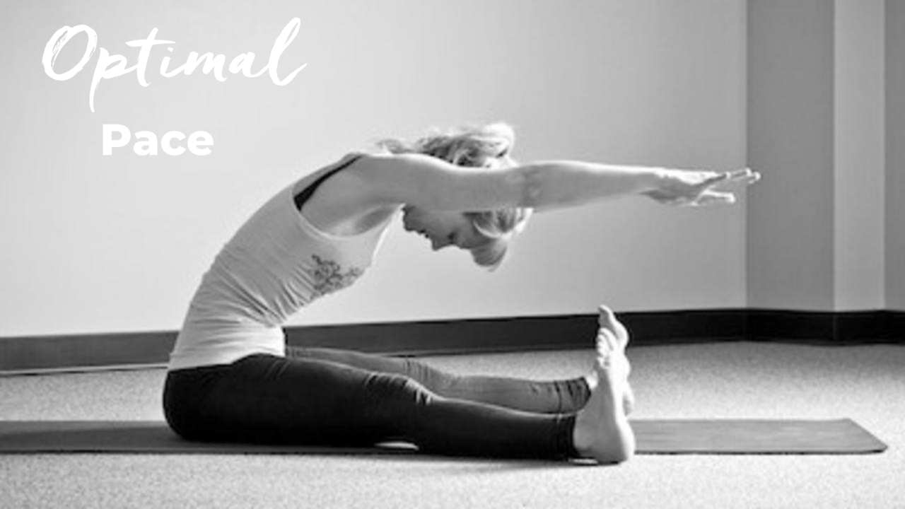 Optimal Pace To Progress Beginners in Pilates