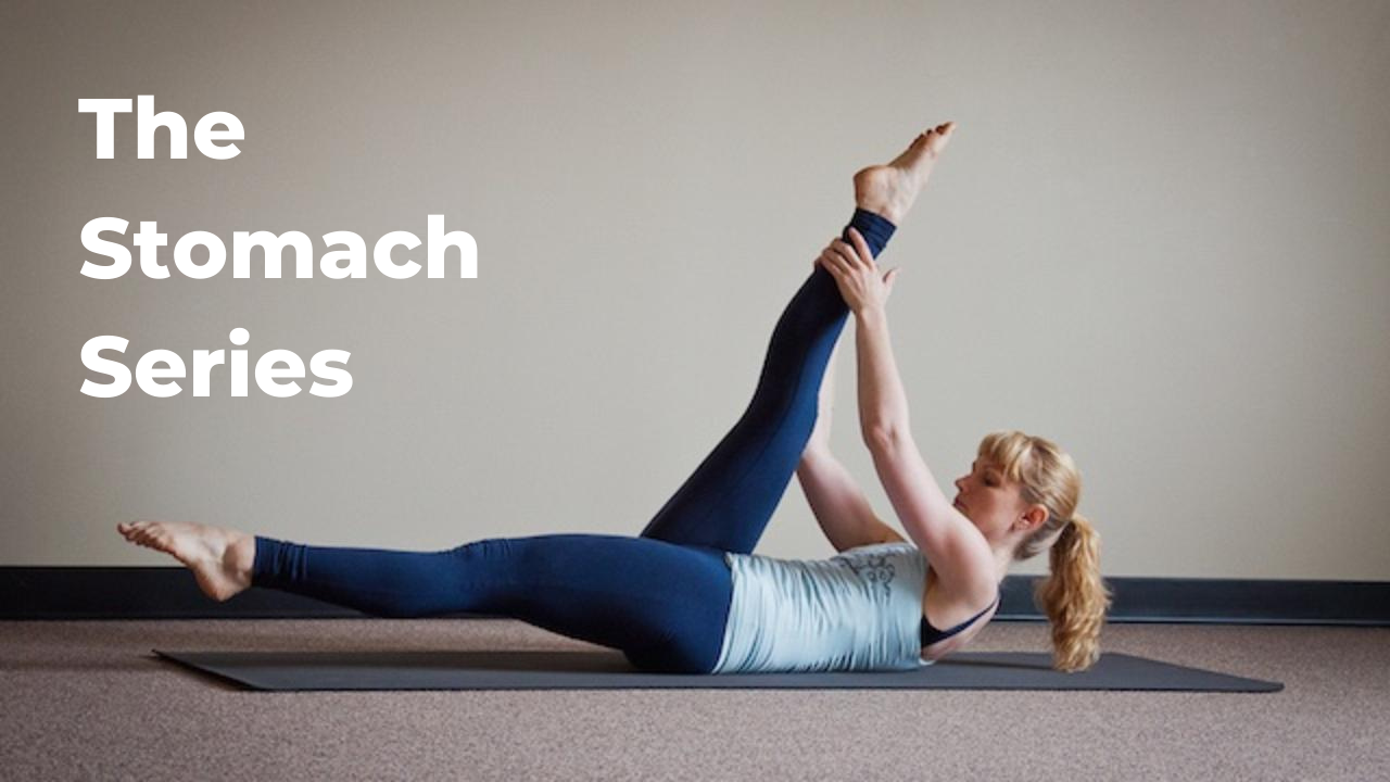 Pilates The Stomach Series