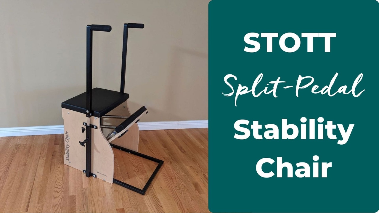 Stott Pilates chair review
