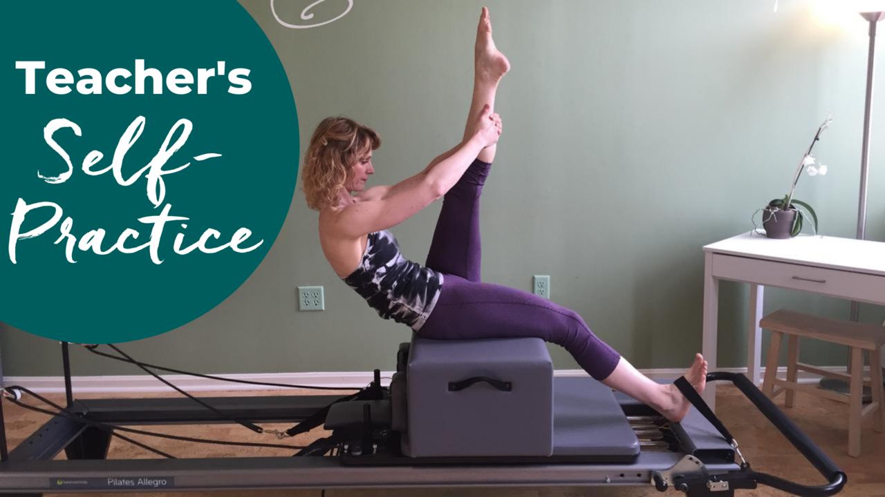 Importance of a Pilates Teacher's Self-Practice