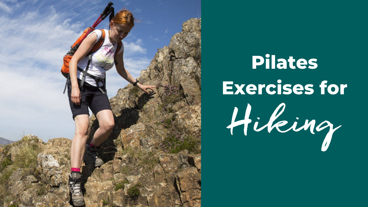 Pilates for Hiking