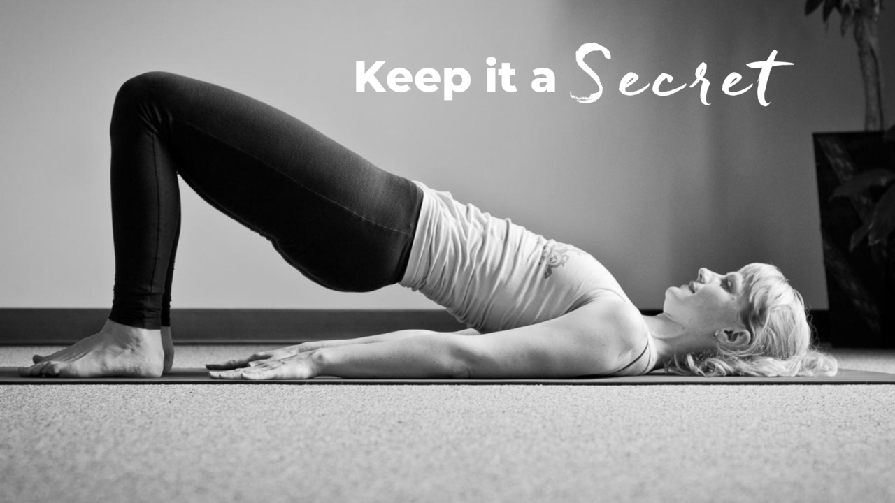 Pilates Secrets in challenging spinal stabilizers on the transverse plane