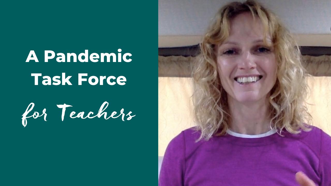 Pandemic Task Force for Pilates Teachers